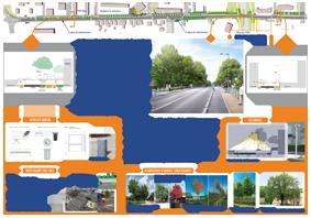 Plaquette de présentation du projet d'urbanisme